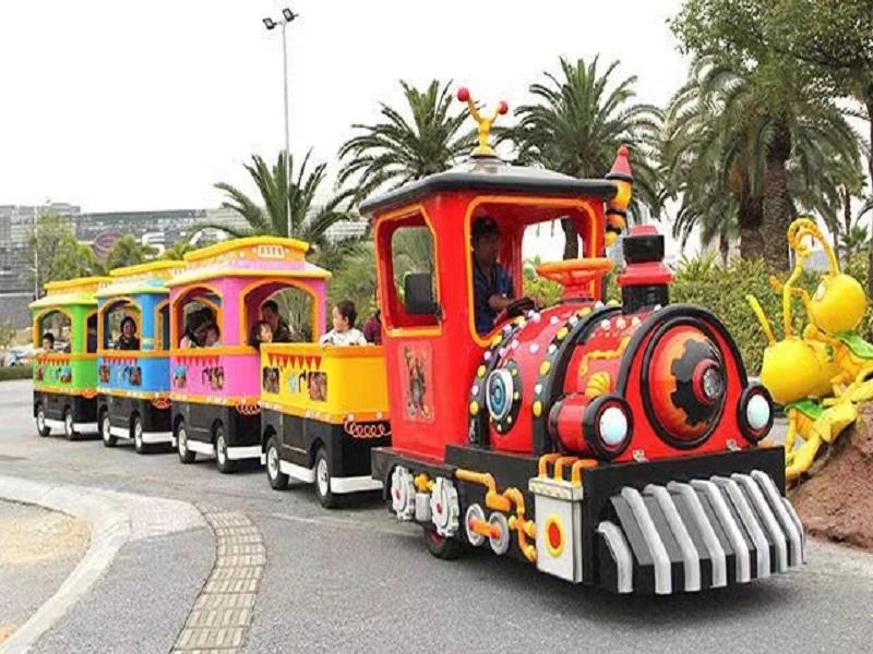 Factory Price Amusement Park Trackless train|Theme Park Kids Ride amusement equipment For Sale