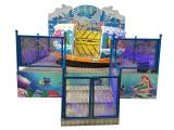 Underwater paradise amusement equipment|