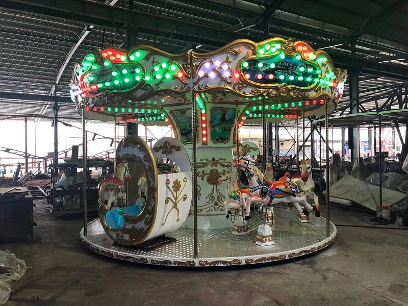 Amusement Park Ride 12 carousel|luxury Carnival Rides Merry Go Round Game For Sale
