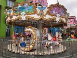 16 people carousel