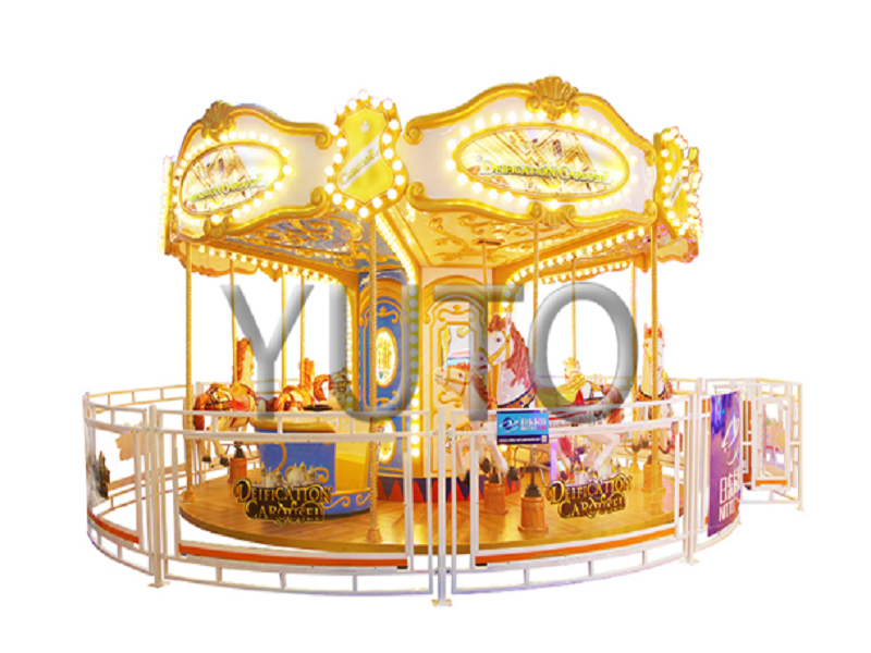 12 palaces carousel No roof