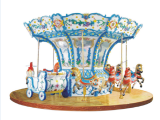 Amusement Park Ride 12 carousel