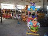 Factory Price Amusement Park Forest Adventure Train