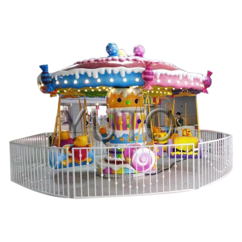 Amusement Park Candy Flying Chair