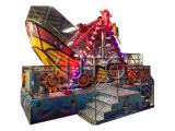 Ocean pirate ship amusement equipment