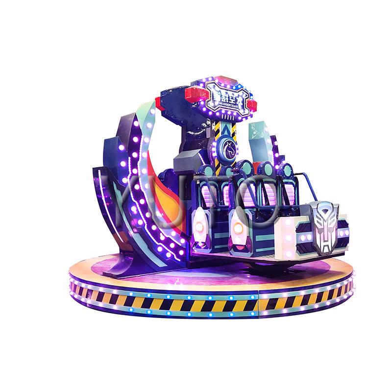 Amusement Park Space pendulum amusement equipment|Outdoor Theme Park amusement Equipment For Sale
