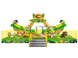 Factory Price Jungle Pirate Ship amusement equipment