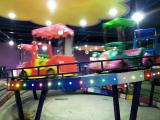 Fruit bug pulley amusement equipment