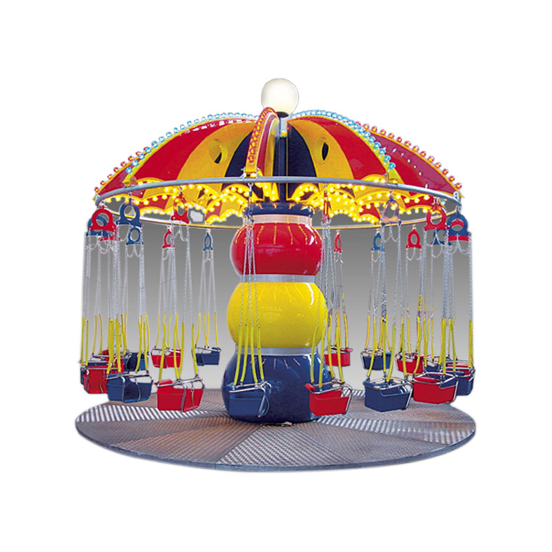 Amusement Park Umbrella flying chair