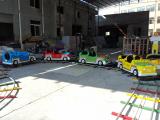 Jeep chase train