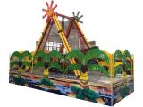 mini pirate ship (tree)