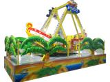 Amorous pirate ship amusement equipment
