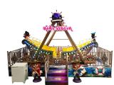 Pirates of the Caribbean amusement equipment