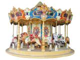 16 seat European luxury carousel