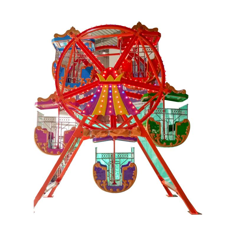 Amusement Park European Mini Ferris Wheel