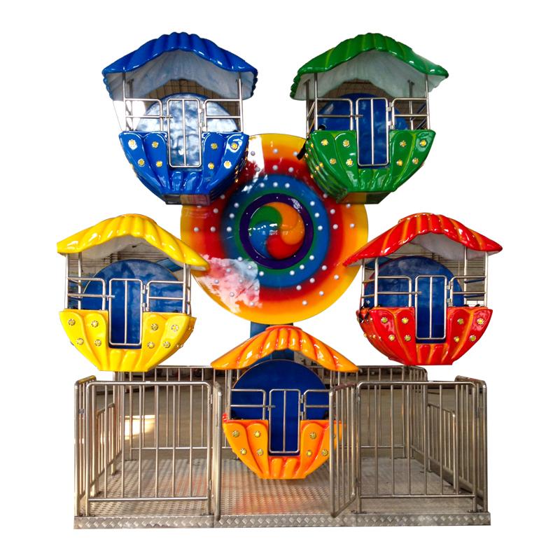 Amusement Park Small ferris wheel