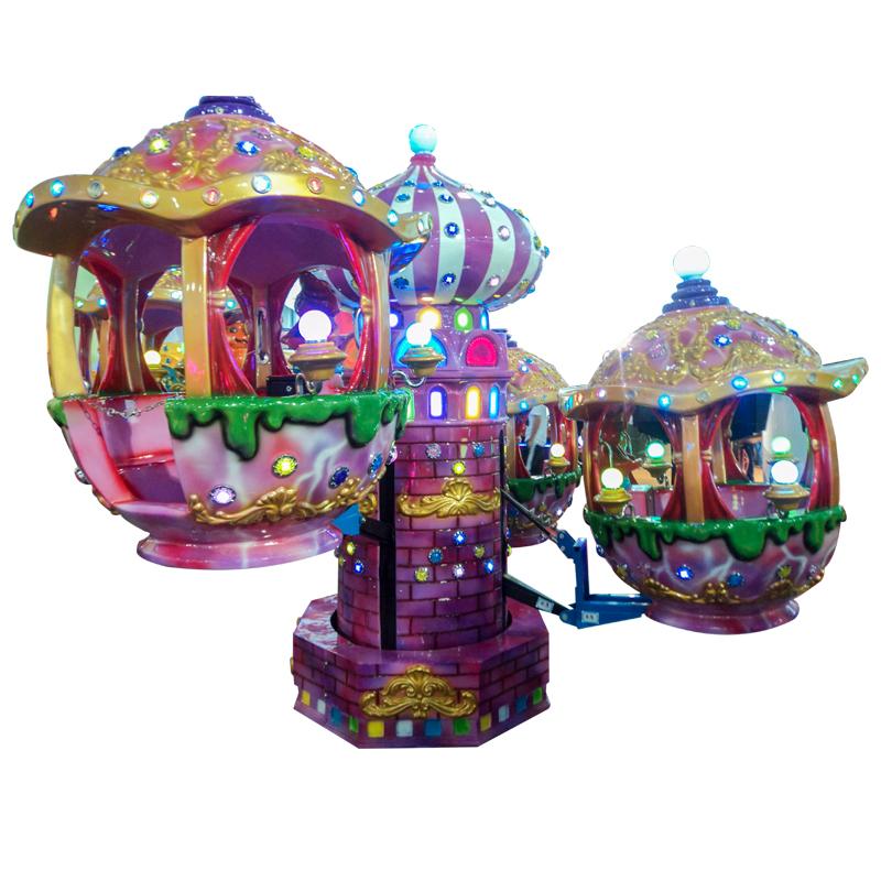 Factory Price Amusement Park lantern|Outdoor Theme Park Kids Ride Amusement Equipment For Sale