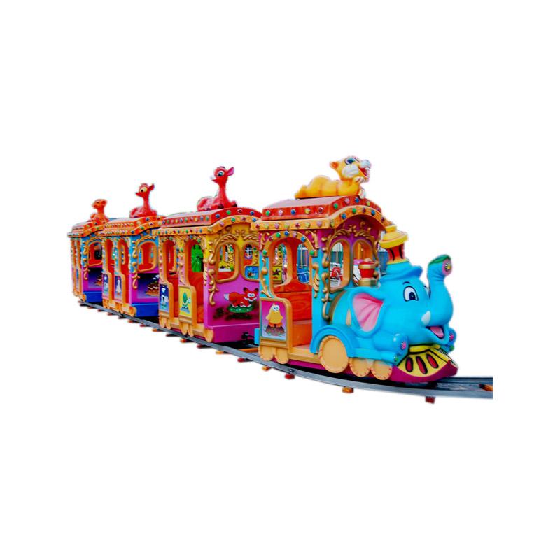 Factory Price Amusement Park Elephant Train
