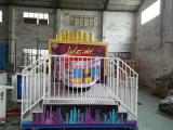 small disco amusement equipment