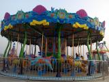 Amusement Park Ride 24 ocean carousels