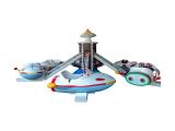 12-16 UFO automatic control aircraft