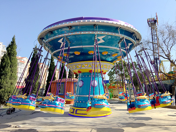 Flying Chair Outdoor Amusement Rides YUTO 01
