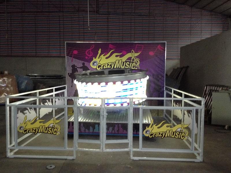 Amusement Park small disco amusement equipment|Theme Park kids amusement Equipment For Sale