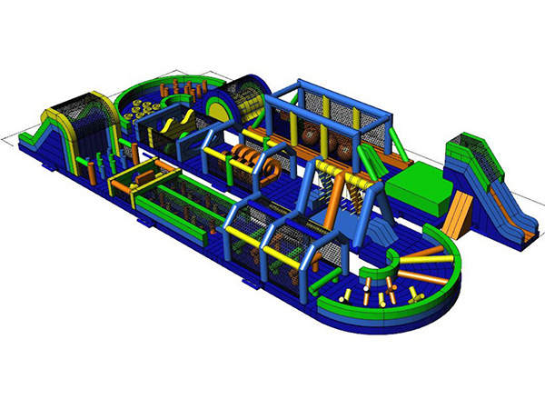 Inflatable Indoor Theme Park YUTO 01