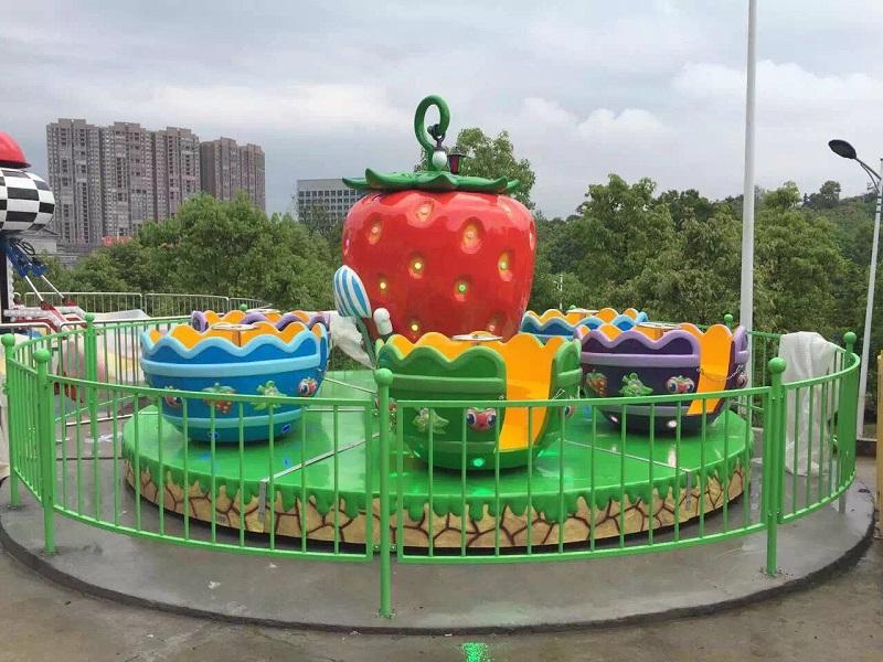 Strawberry Rotor