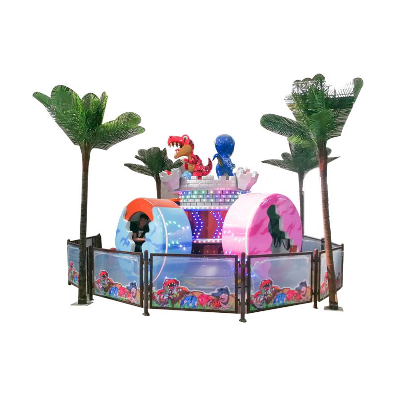 Amusement Park Jurassic Ausement Equipment