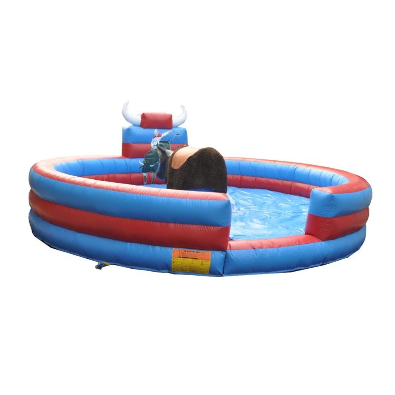 Amusement Park Bullfighting machine