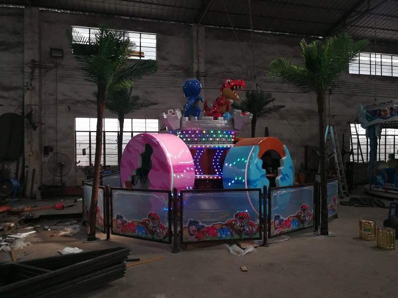 Amusement Park Jurassic amusement equipment