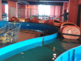 Amusement Mini rafting amusement equipment